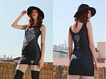 Šaty - Devana - black - 3890187_
