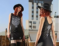 Šaty - Devana - black - 3890188_
