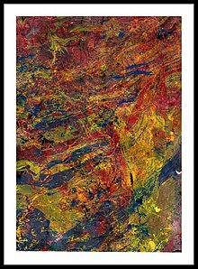 Obrazy - Abstrakcia XLVII - 3894620_
