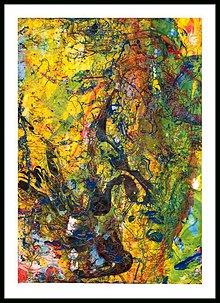 Obrazy - Abstrakcia LI - 3901958_