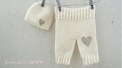 Detské oblečenie - súpravička