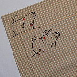 Úžitkový textil - ŇAFÍCI - prostírání - 3900315_