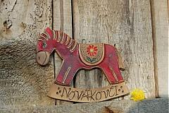 Dekorácie - Menovka na dvere - 3899067_