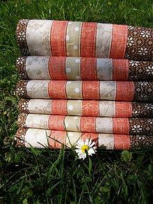 Úžitkový textil - Prestieranie...pásikavé :) - 3900491_