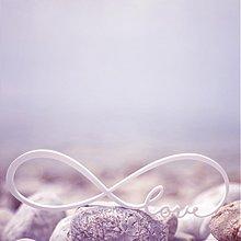 """Dekorácie - L O V E """"nekonečno"""" - 3902606_"""