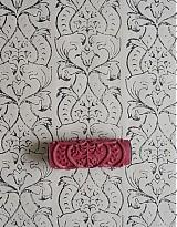 Pomôcky/Nástroje - vzorovaný maliarsky valček č.07 - 3907307_