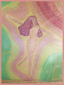 Šatky - Bohyňa Slnka - 3904805_