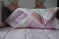 Textil - zavinovačka  perinka pre bábätko - 3916324_