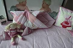Textil - zavinovačka  perinka pre bábätko - 3916325_