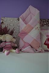 Textil - zavinovačka  perinka pre bábätko - 3916326_