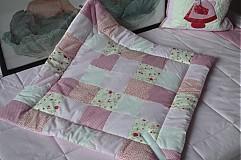 Textil - zavinovačka  perinka pre bábätko - 3916328_