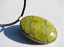 Serpetín - náhrdelník v striebre -ag 925