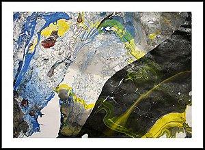 Obrazy - AKCIA - Abstrakcia LX - 3916985_