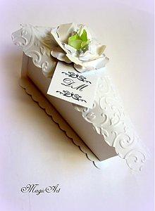 Darčeky pre svadobčanov - Vezmi si ma! - 3915062_