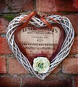 Prútené srdce - muzikantské