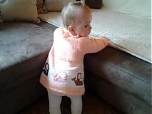 Detské oblečenie - Jarný pulóvrik - 3919202_