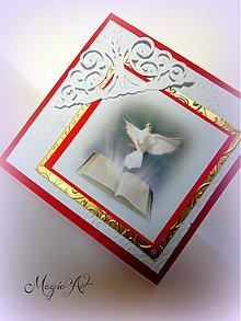 Papiernictvo - Duchu Svätý príď... - 3920032_