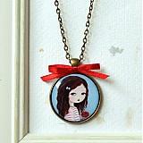- Rozálka - náhrdelník - 3921945_