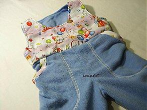 Detské oblečenie - nohavičky chlapčenske - 3924307_