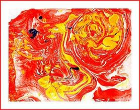 Obrazy - Abstrakcia LXVI - 3932433_