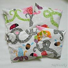 Úžitkový textil - Sada 4 obliečky - 3930022_