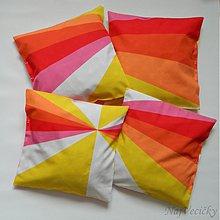 Úžitkový textil - Sada 4 obliečky - 3930047_