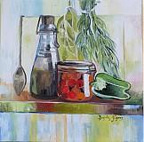 Obrazy - V kuchyni - 3932232_