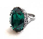 Prstene - emerald eye - 3934581_