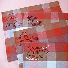 Úžitkový textil - HAVĚŤKY - prostírání - 3934444_