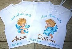 Detské oblečenie - Expres - Košielka na krst - 3933825_