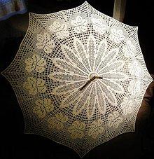 Iné doplnky - Betty´s umbrella - Slniečkovník II. - 3938278_