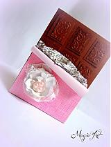 Papiernictvo - Čokoládka pre romanticku dušičku - 3936390_
