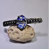 Iné šperky - Vodopád II. /spona do vlasů/ - 3939033_