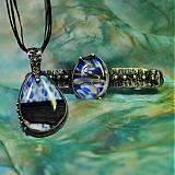 Iné šperky - Vodopád II. /spona do vlasů/ - 3939035_