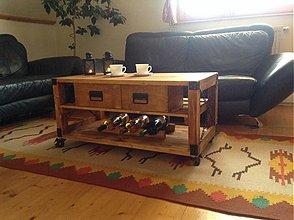Nábytok - Konferenčný stolík  - 3939321_