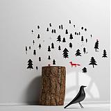Dekorácie - V lesíku - 3941228_