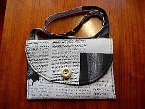 Detské tašky - Elina -  malá detská taštička - 3940045_