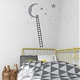 Detské doplnky - Mesiac medzi hviezdami - 3943180_