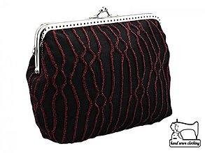 Taštičky - zľava kabelka dámská spoločenská kabelka 0640 - 3944885_