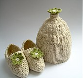 Detské čiapky - Jarné ľudské mláďa - 3944596_
