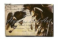 - Kosmetická taštička Indian Kiss - 3948741_
