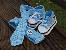 Topánočky - trampky 8- 12 cm - 3952796_