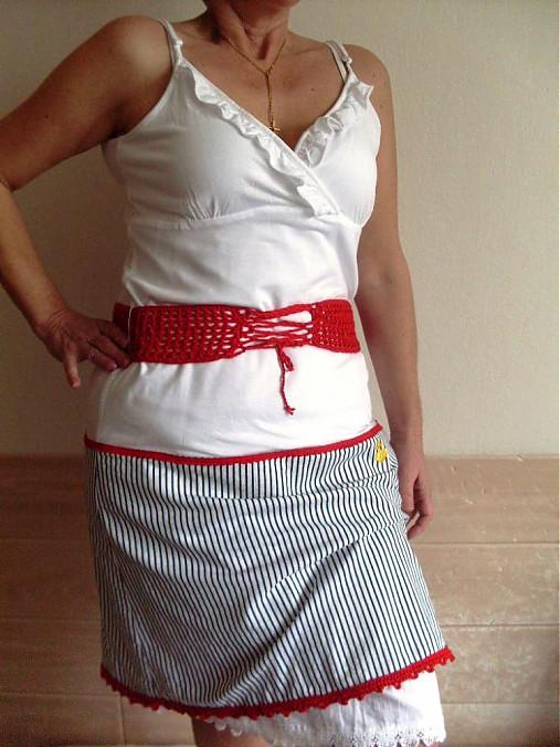 f3e25c9ae099 Letné šaty- námornícke- šik- zľava 50 %.   vs-kreativ-dyzajn - SAShE ...
