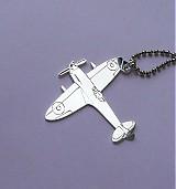Šperky - Supermarine Spitfire MK IX - 3957027_