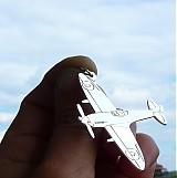 Šperky - Supermarine Spitfire MK IX - 3957029_