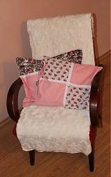 Úžitkový textil - Obliečka na vankúš vo vidieckom štýle - 3959175_