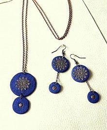 Sady šperkov - Nočné slnko - sada - 3965830_
