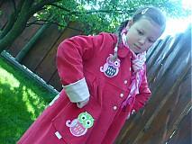 Detské oblečenie - sOvičKOVý - 3969051_
