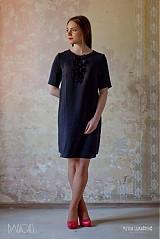 Šaty - Dame en Noir - 3969030_