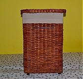 Košíky - Prádlový kôš ZUZIQ - 3966442_